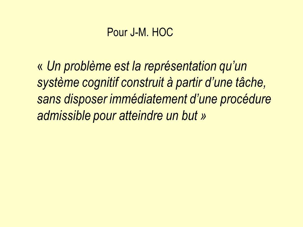 Pour J-M. HOC