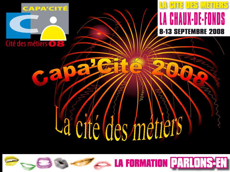 Capa'Cité 2008 La cité des métiers
