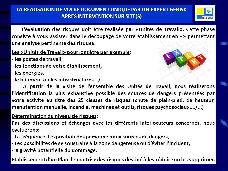 Les obligations et les enjeux de l employeur ppt video - Grille d identification des risques psychosociaux au travail ...