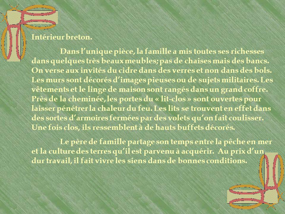 Intérieur breton.