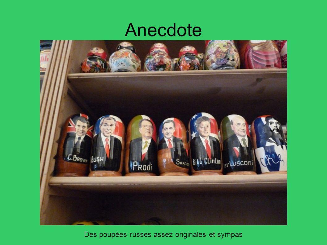 Anecdote Des poupées russes assez originales et sympas 45