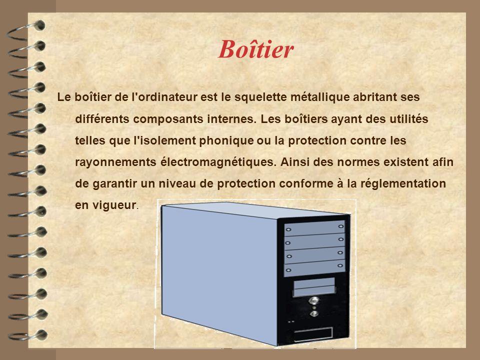 Boîtier