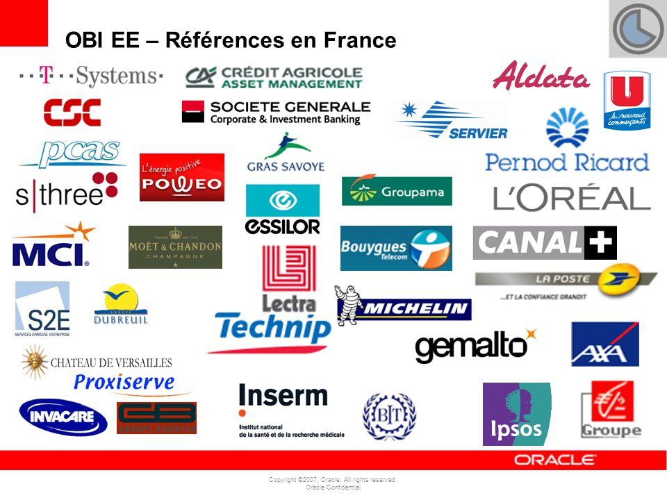 OBI EE – Références en France