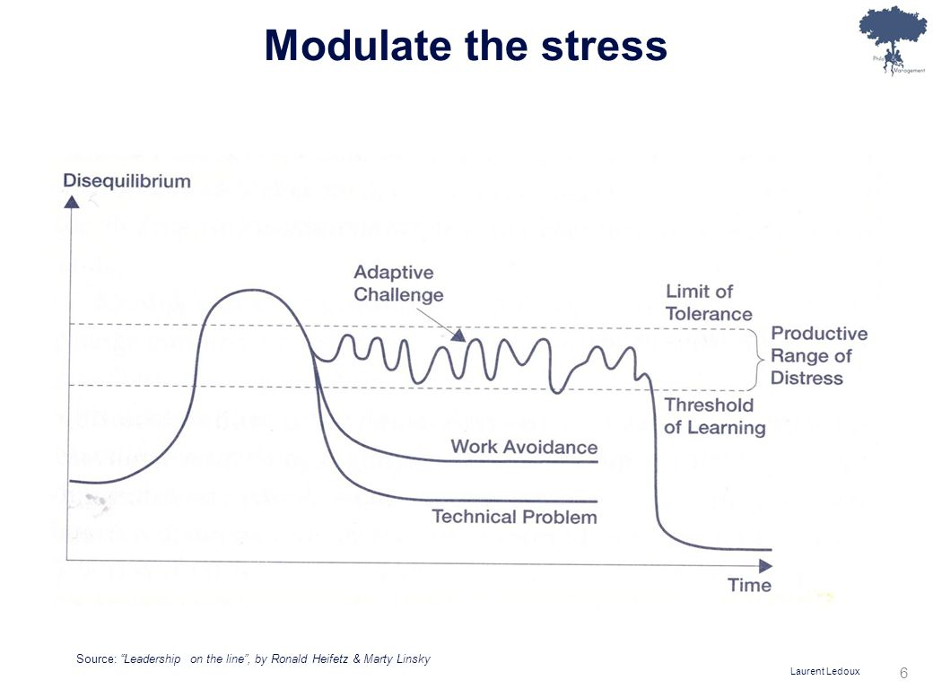 Modulate the stress Need to give example of second bullet