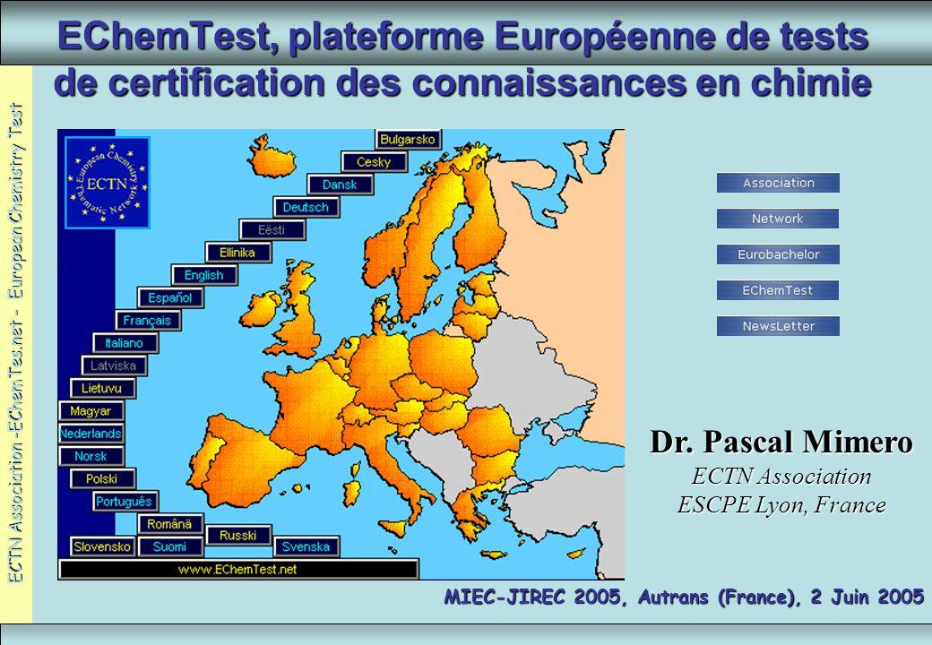 MIEC-JIREC 2005, Autrans (France), 2 Juin 2005