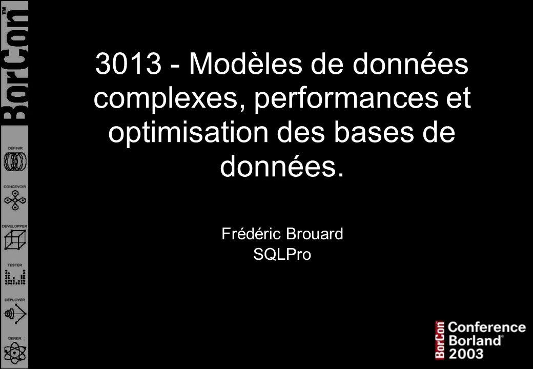 Frédéric Brouard SQLPro
