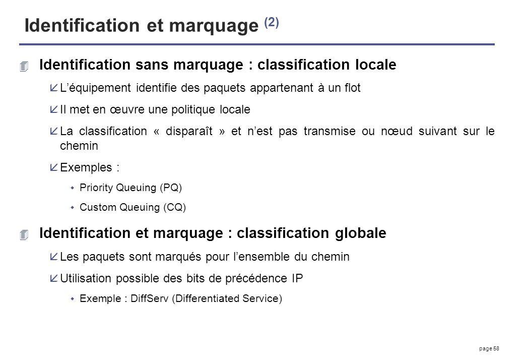 Identification et marquage (2)