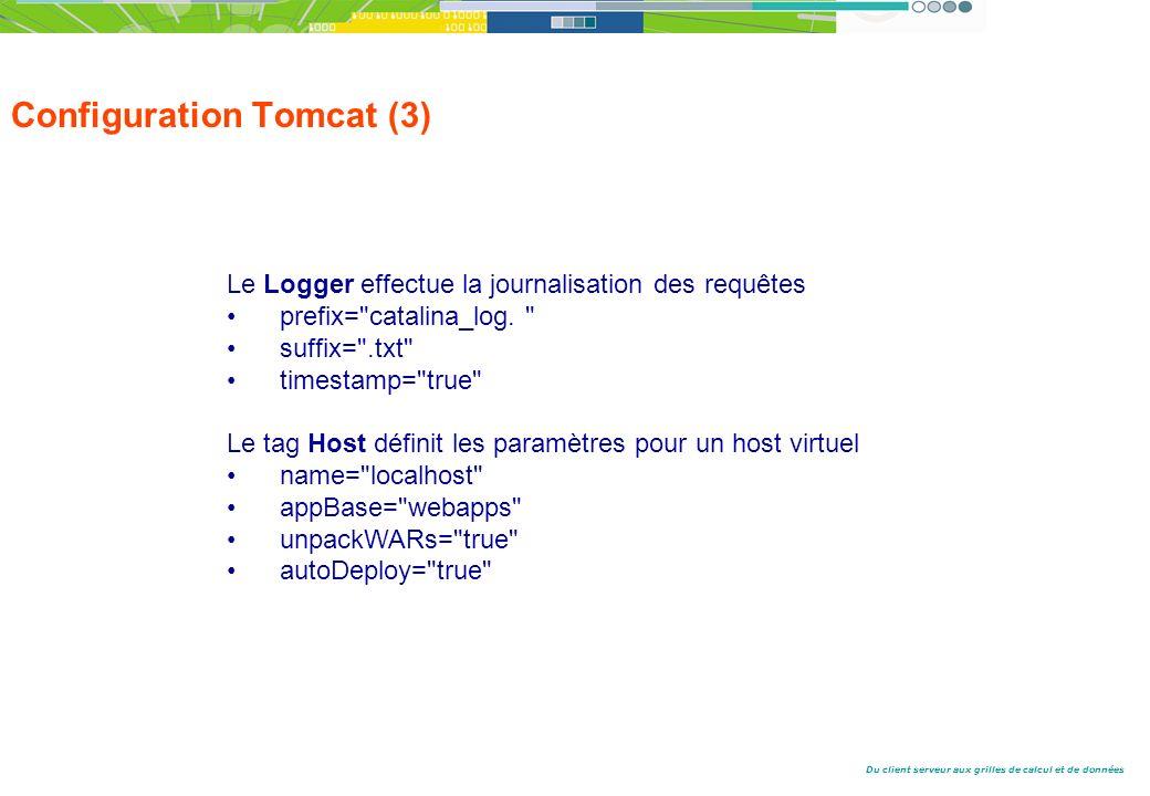 Configuration Tomcat (3)