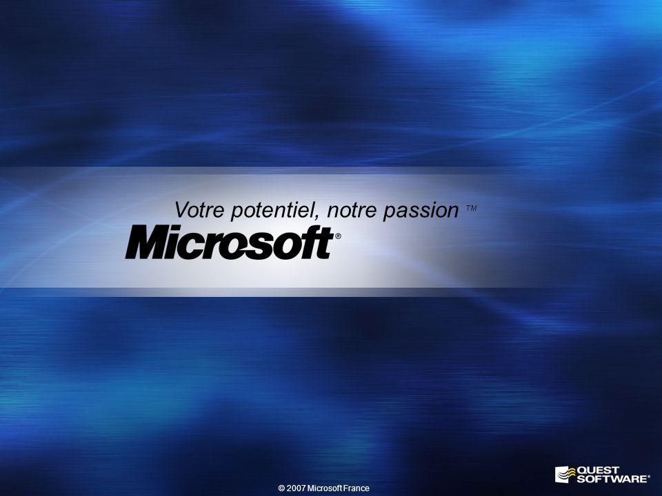 Votre potentiel, notre passion TM