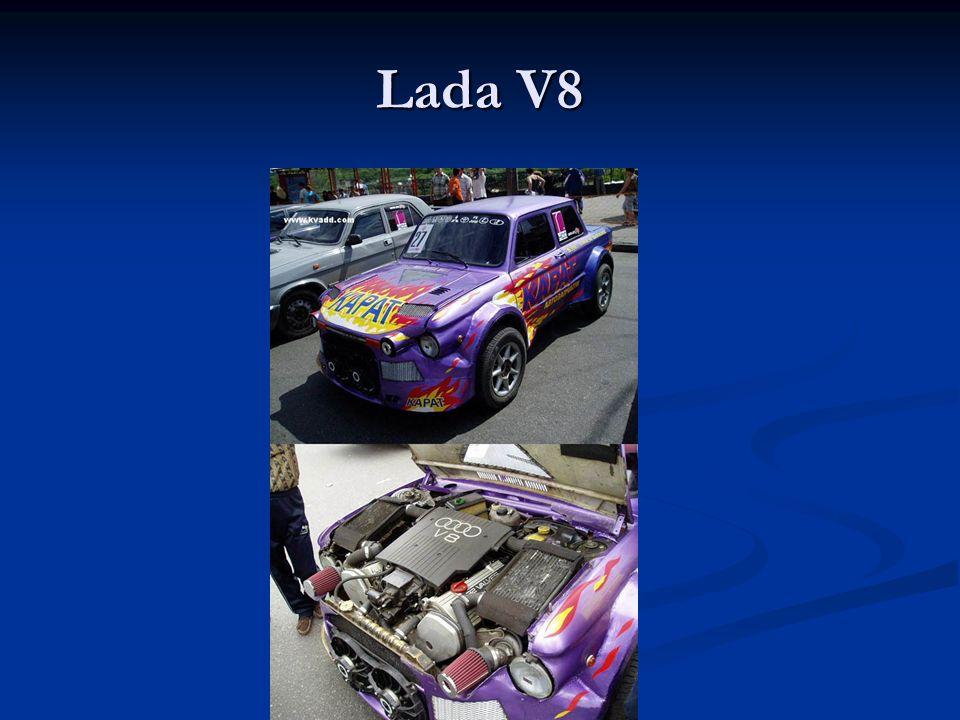 Lada V8