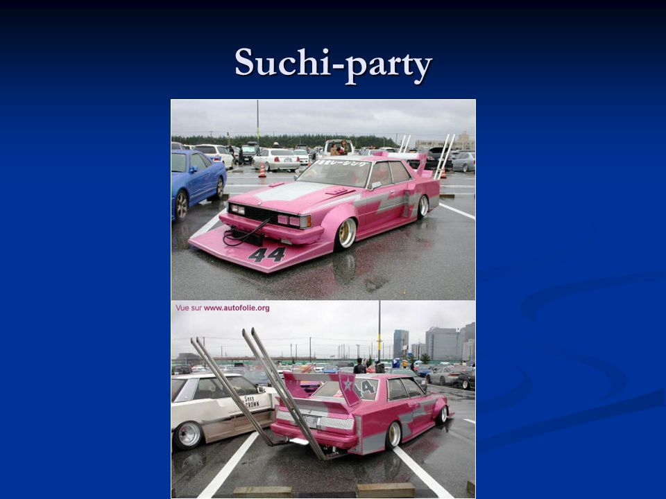 Suchi-party