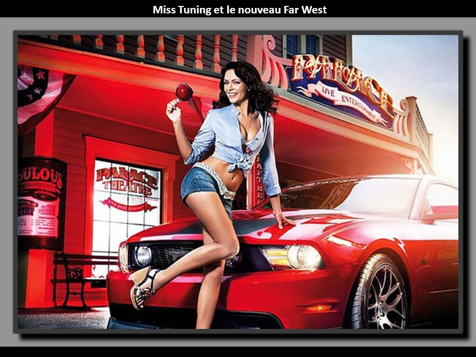 Miss Tuning et le nouveau Far West