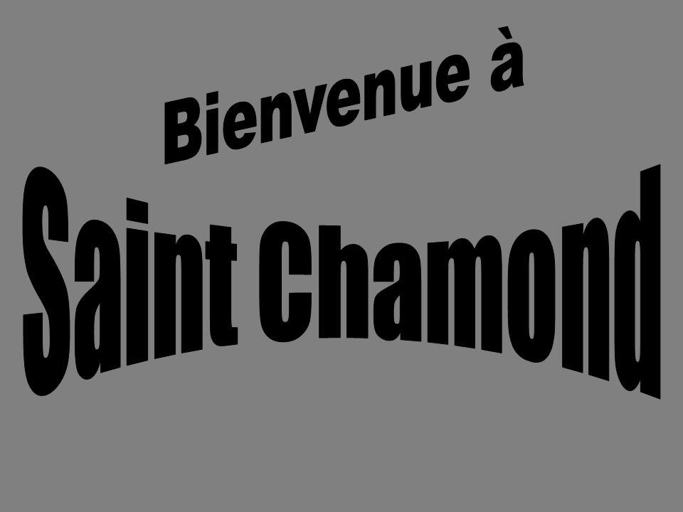 Bienvenue à Saint Chamond