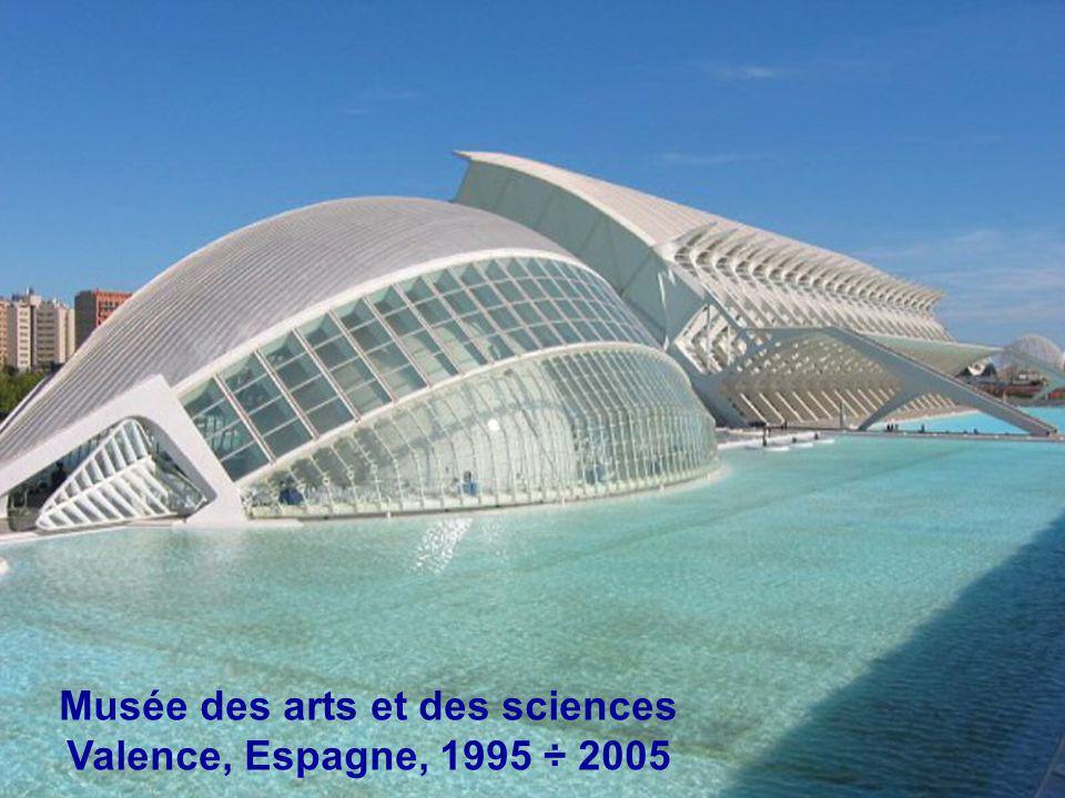 Musée des arts et des sciences