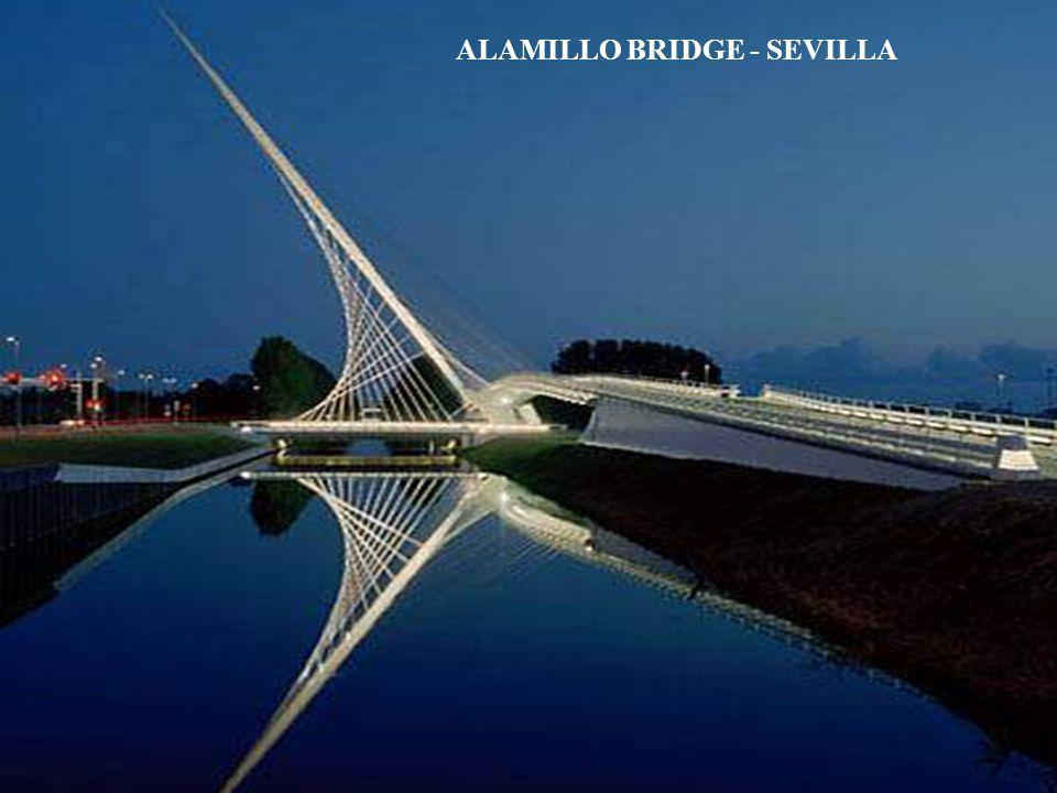 ALAMILLO BRIDGE - SEVILLA