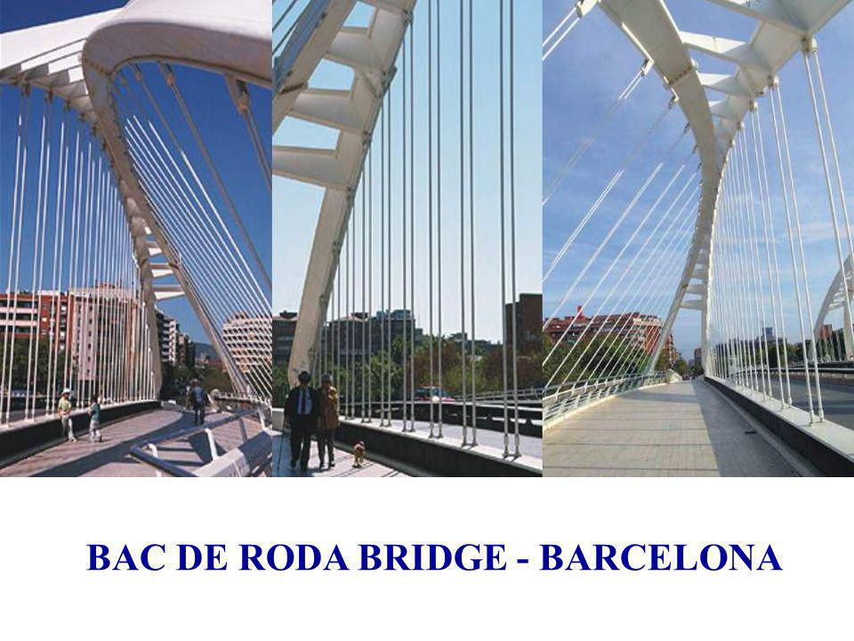 BAC DE RODA BRIDGE - BARCELONA