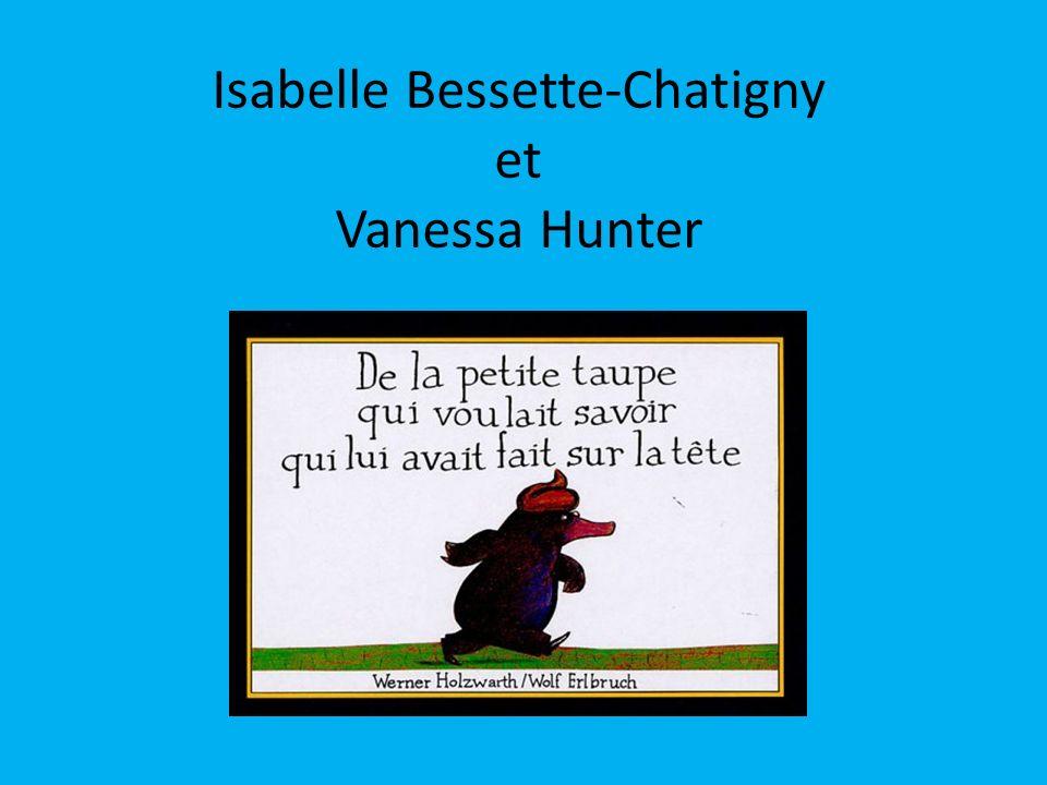 Isabelle Bessette-Chatigny et Vanessa Hunter