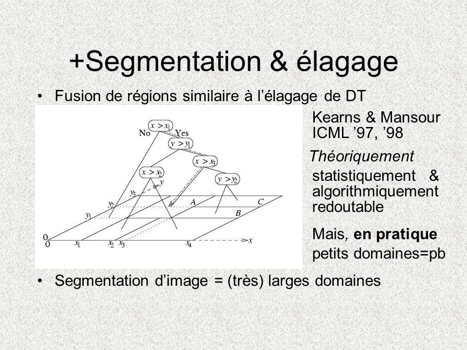 +Segmentation & élagage