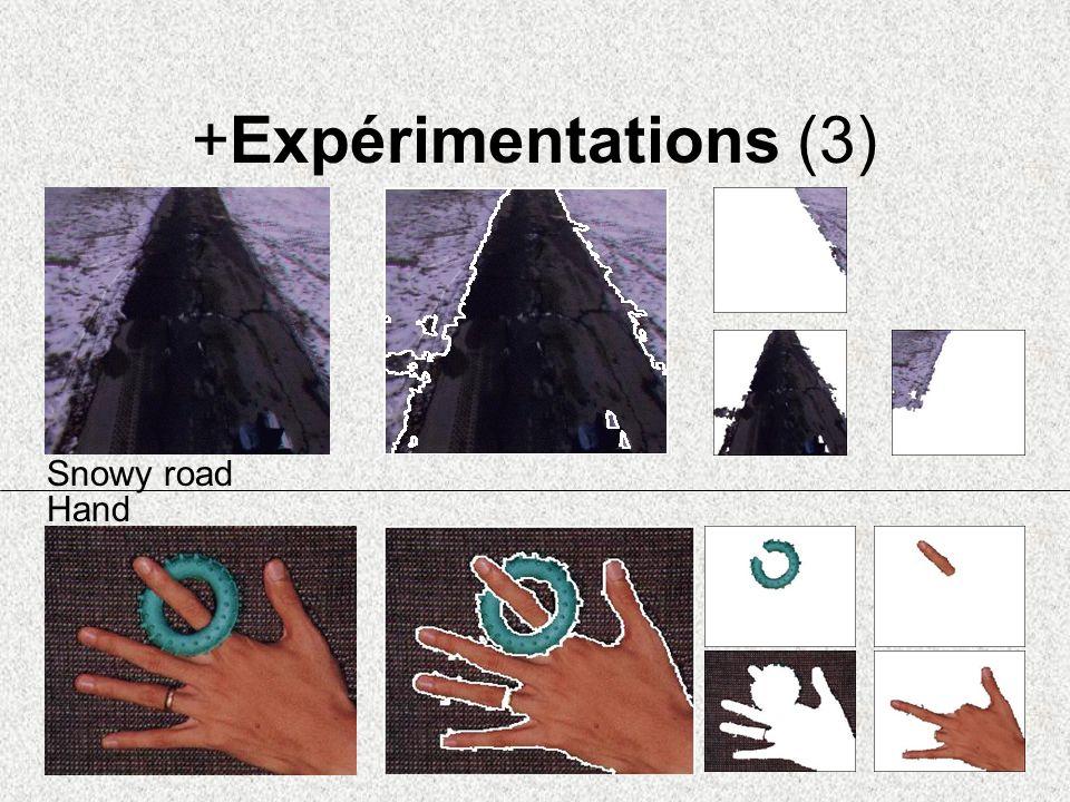 +Expérimentations (3) Snowy road Hand
