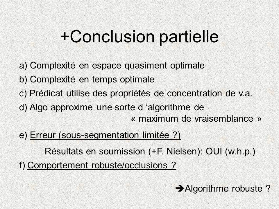 +Conclusion partielle