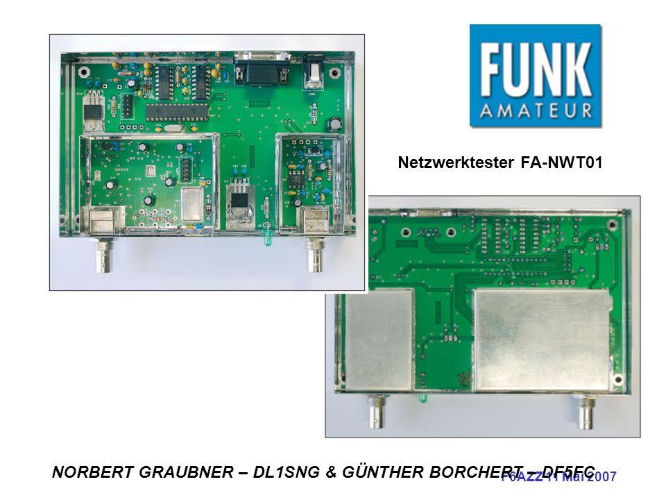 Netzwerktester FA-NWT01