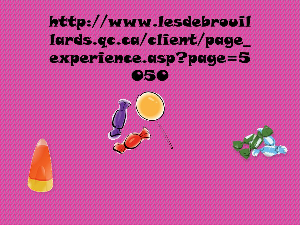 http://www. lesdebrouillards. qc. ca/client/page_experience. asp