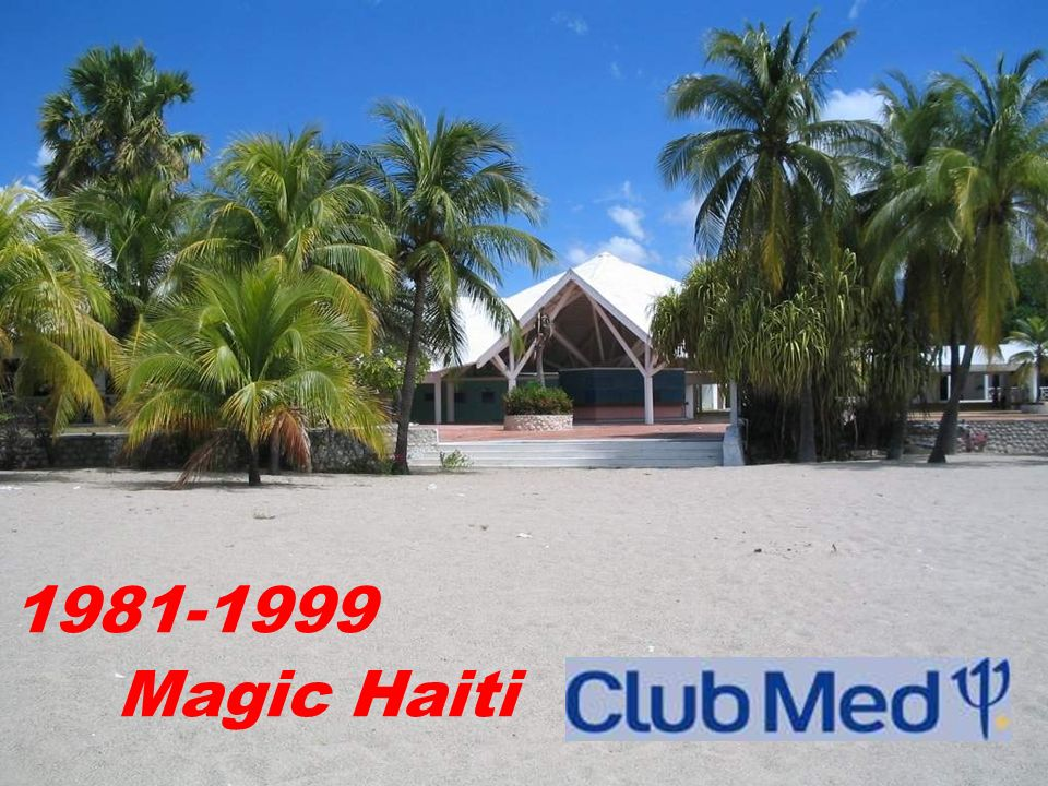 1981-1999 Magic Haiti
