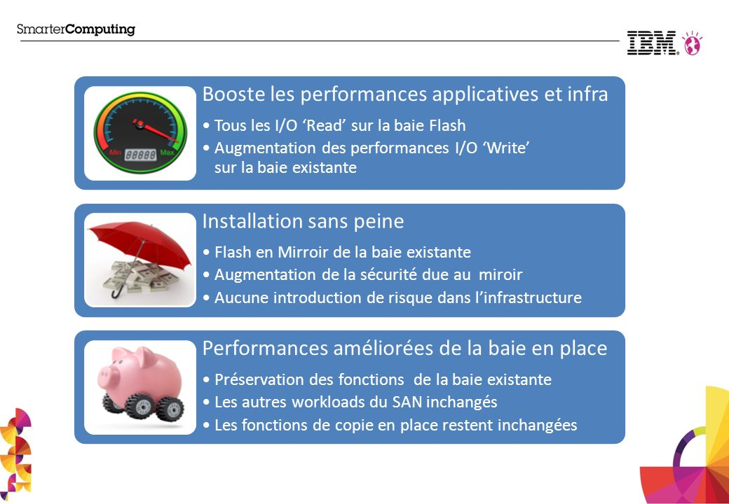 Booste les performances applicatives et infra