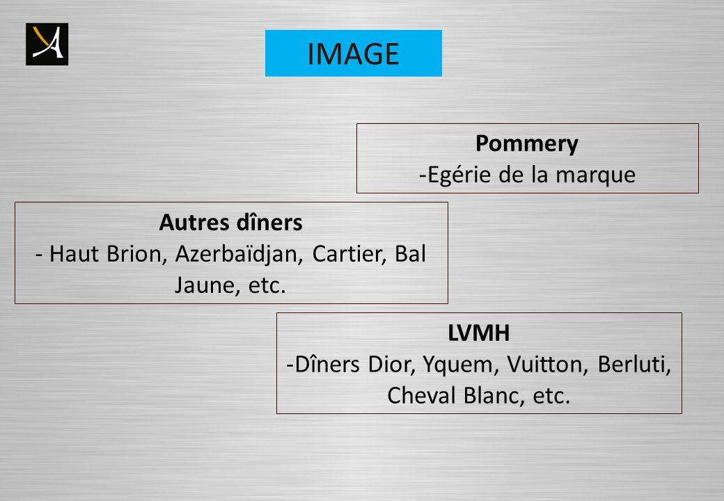 IMAGE IMAGE Pommery Egérie de la marque Autres dîners