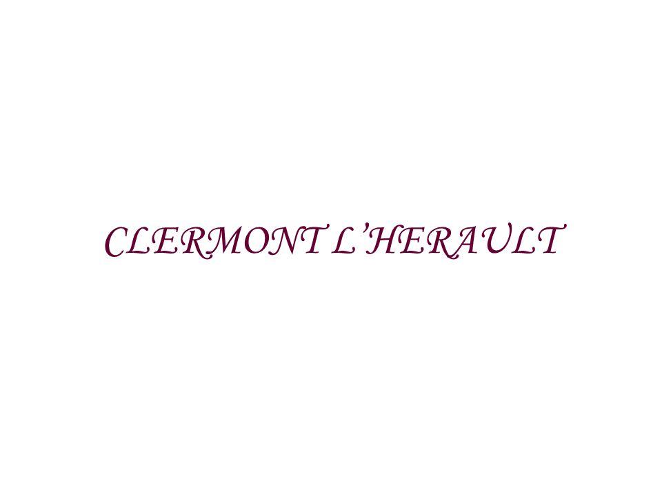 CLERMONT L'HERAULT