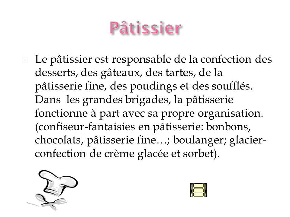 Pâtissier