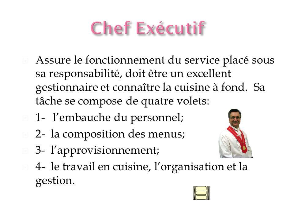 Chef Exécutif