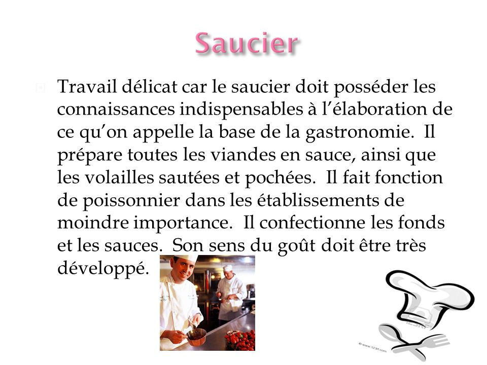 Saucier