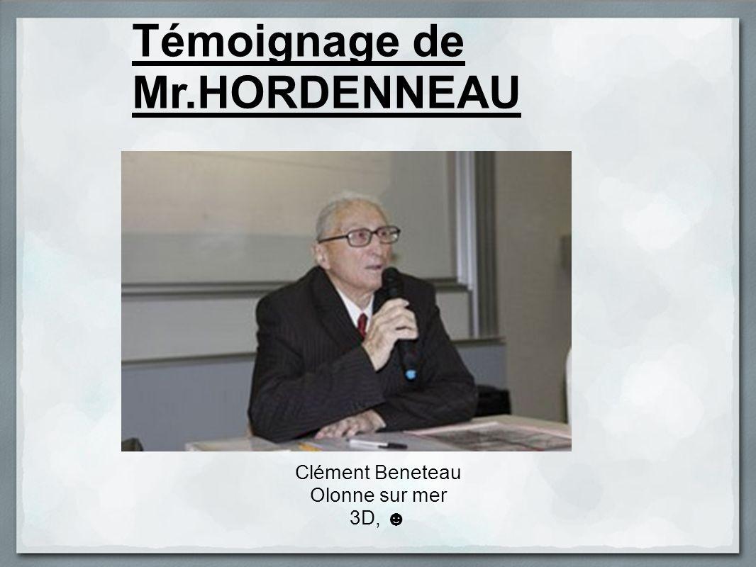 Clément Beneteau Olonne sur mer 3D, ☻