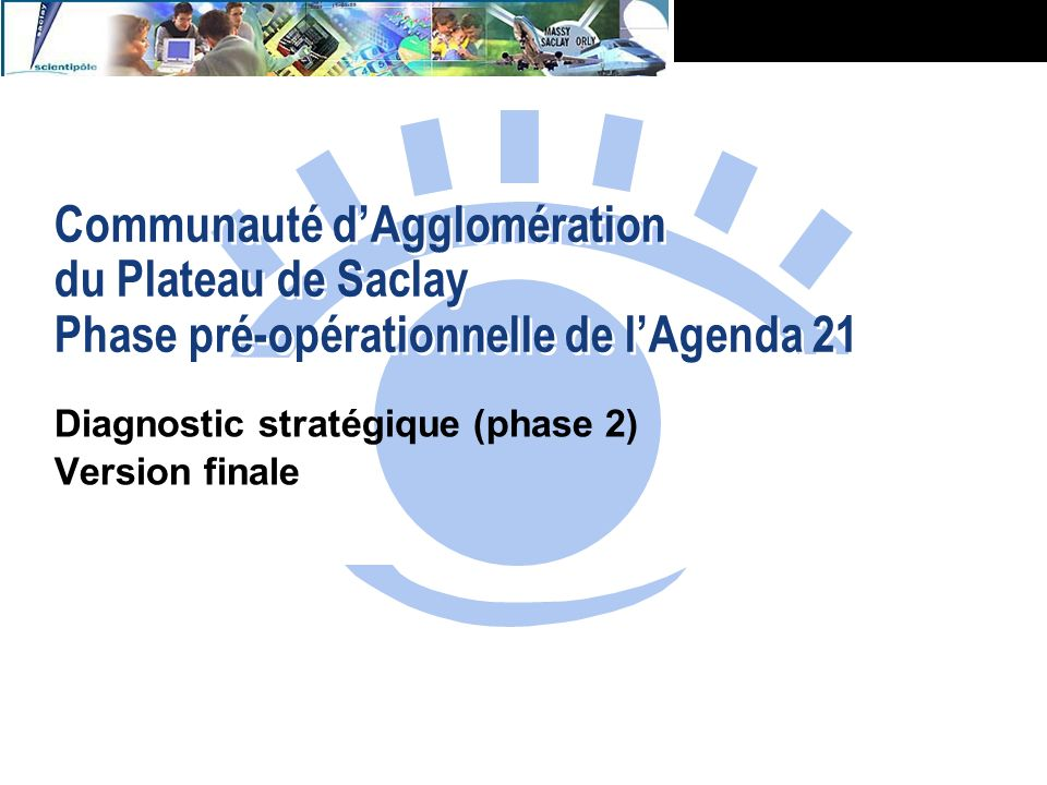 Diagnostic stratégique (phase 2) Version finale