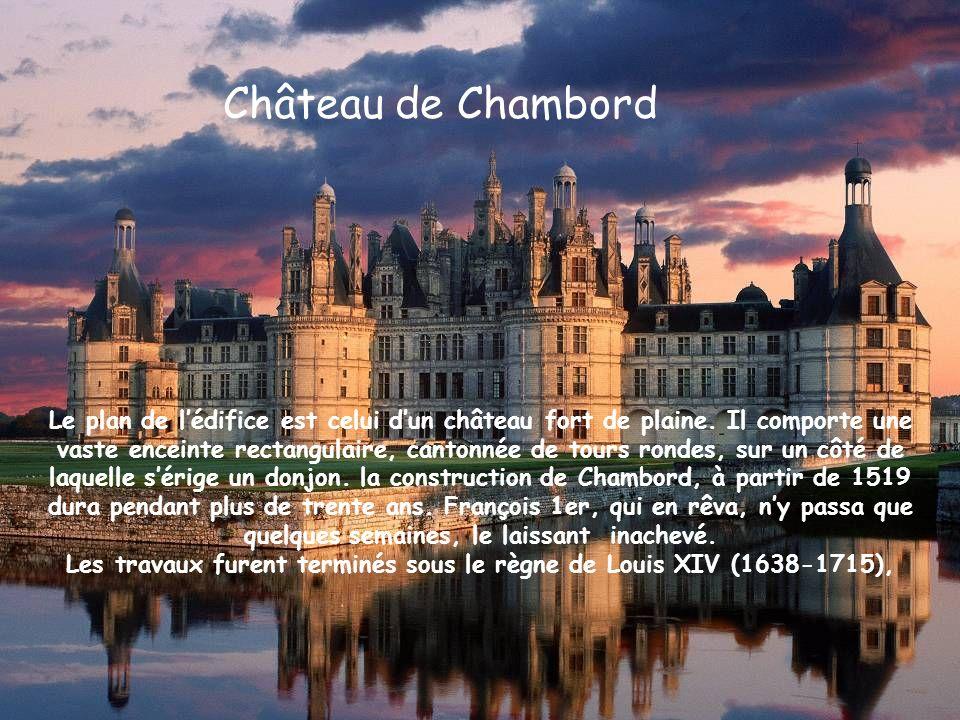 Les travaux furent terminés sous le règne de Louis XIV (1638-1715),