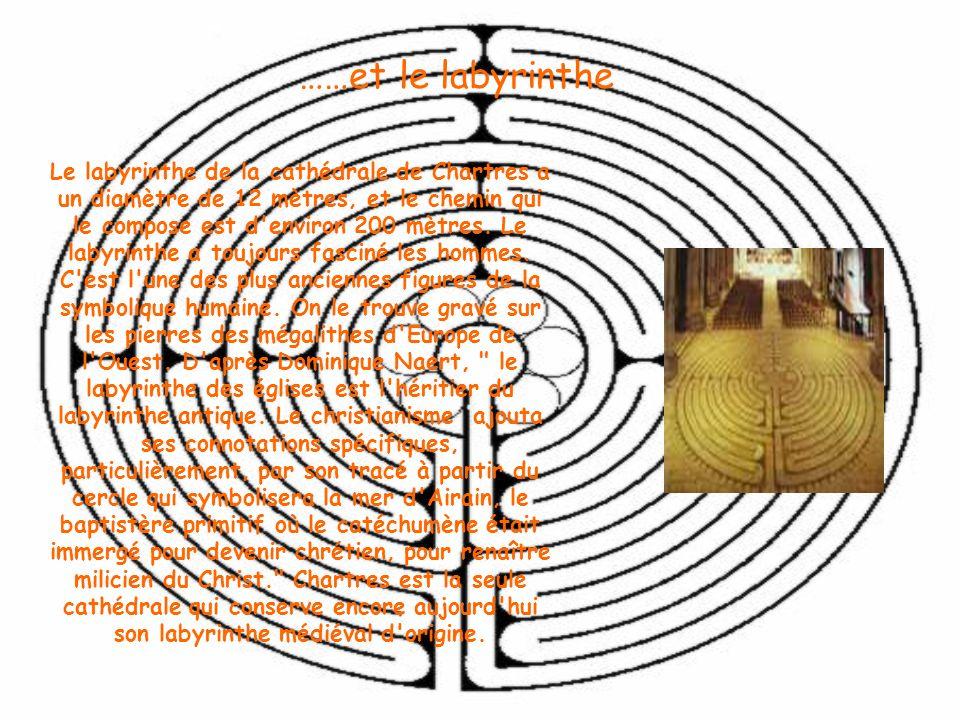 ……et le labyrinthe