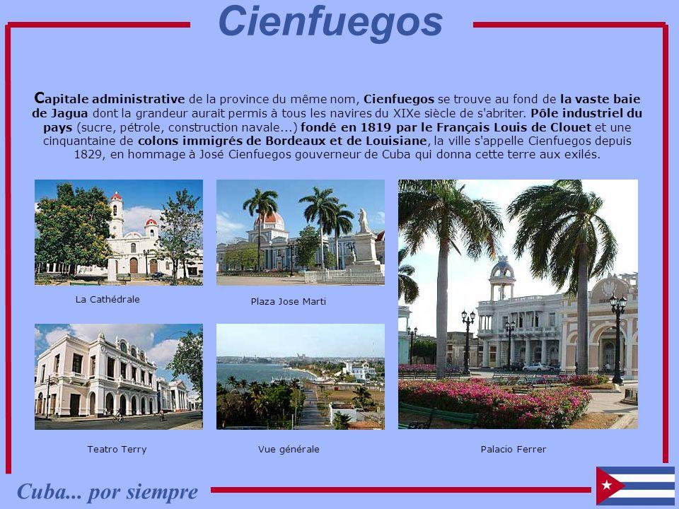Cienfuegos Cuba... por siempre