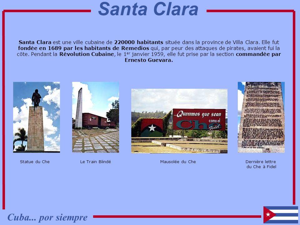 Santa Clara Cuba... por siempre