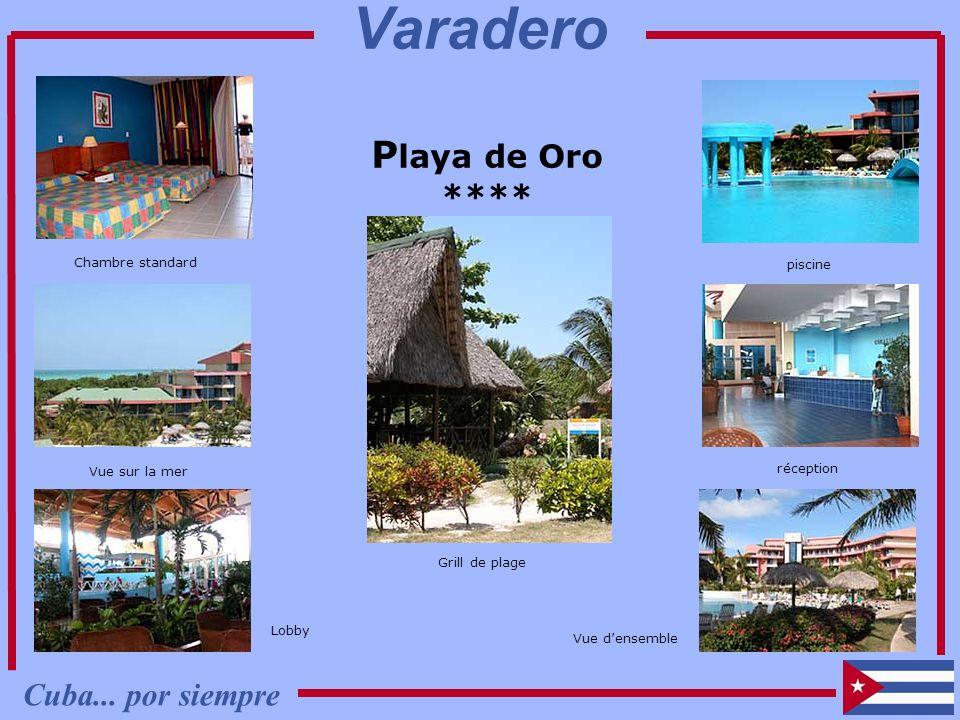 Varadero Playa de Oro **** Cuba... por siempre Chambre standard