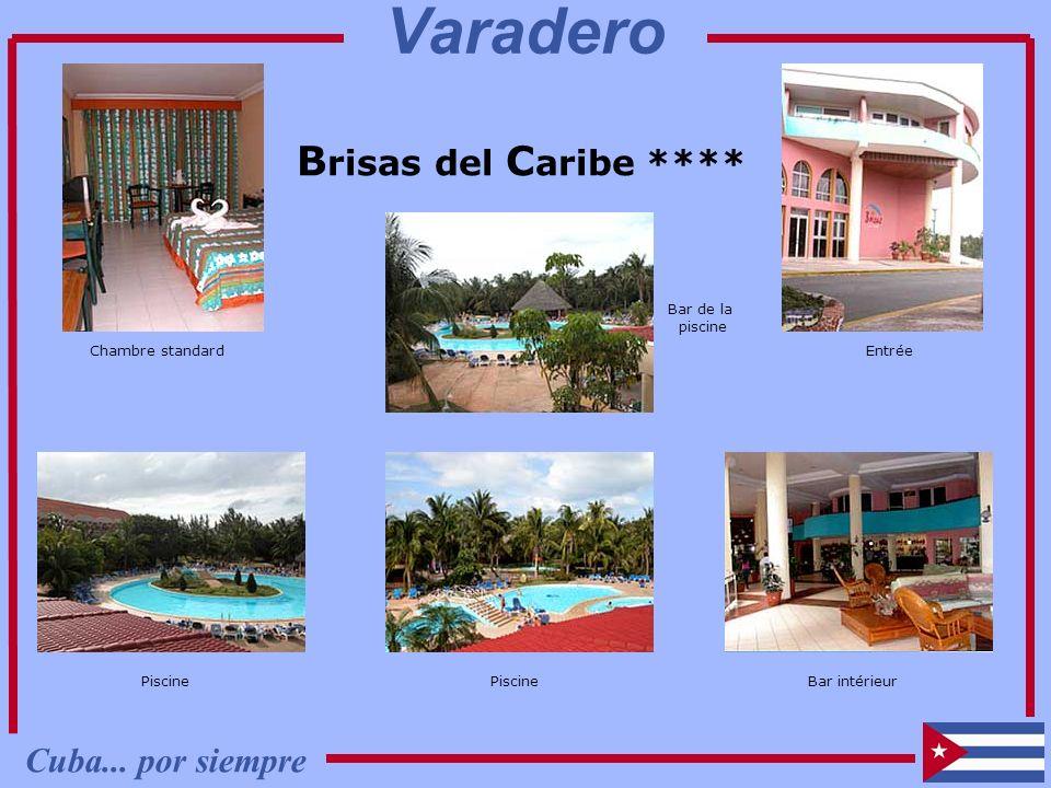 Varadero Brisas del Caribe **** Cuba... por siempre Bar de la piscine