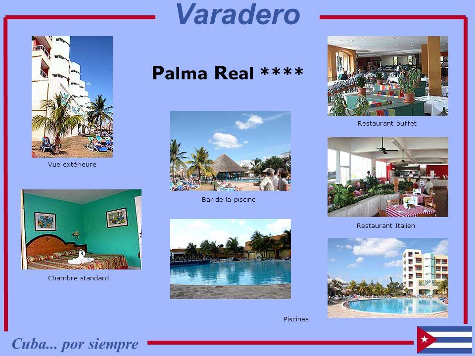 Varadero Palma Real **** Cuba... por siempre Restaurant buffet