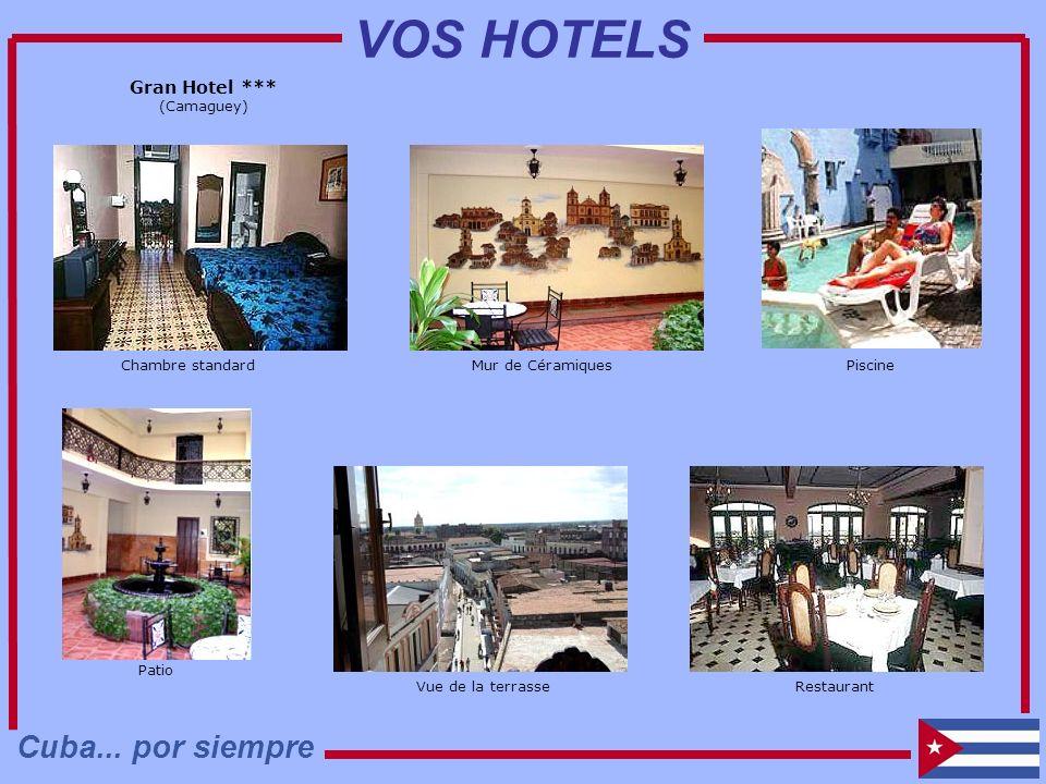 VOS HOTELS Cuba... por siempre Gran Hotel *** (Camaguey)