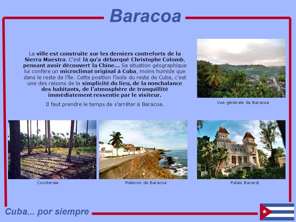 Baracoa Cuba... por siempre