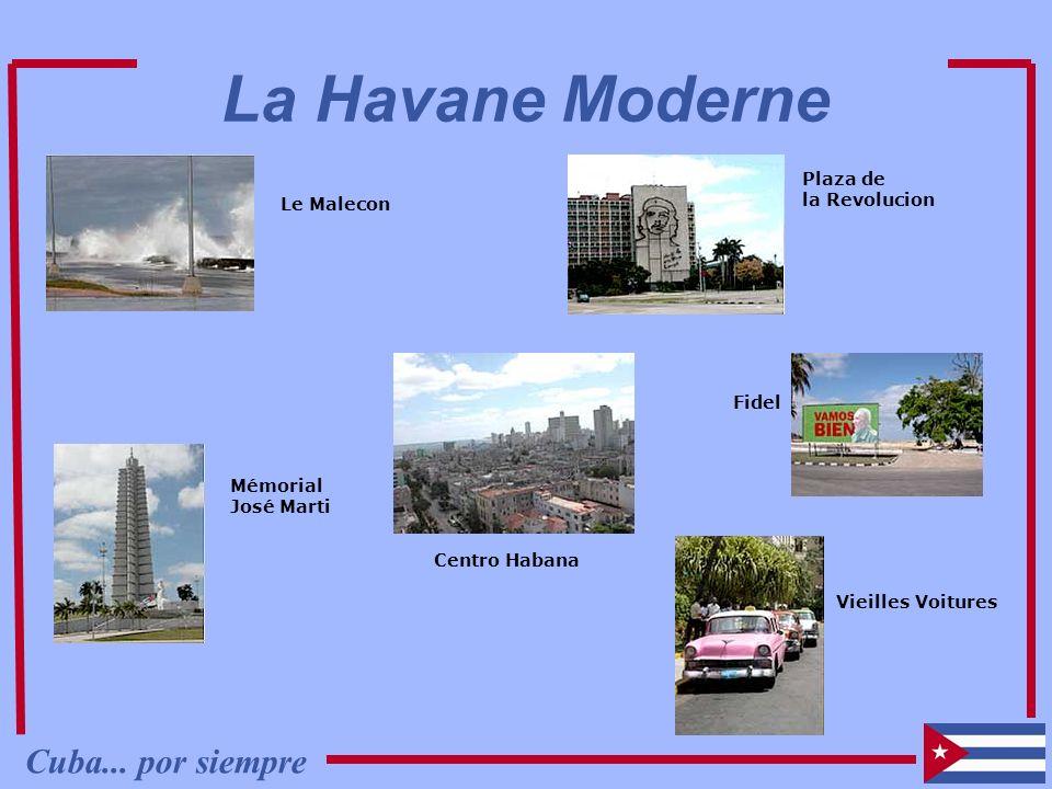 La Havane Moderne Cuba... por siempre Plaza de la Revolucion