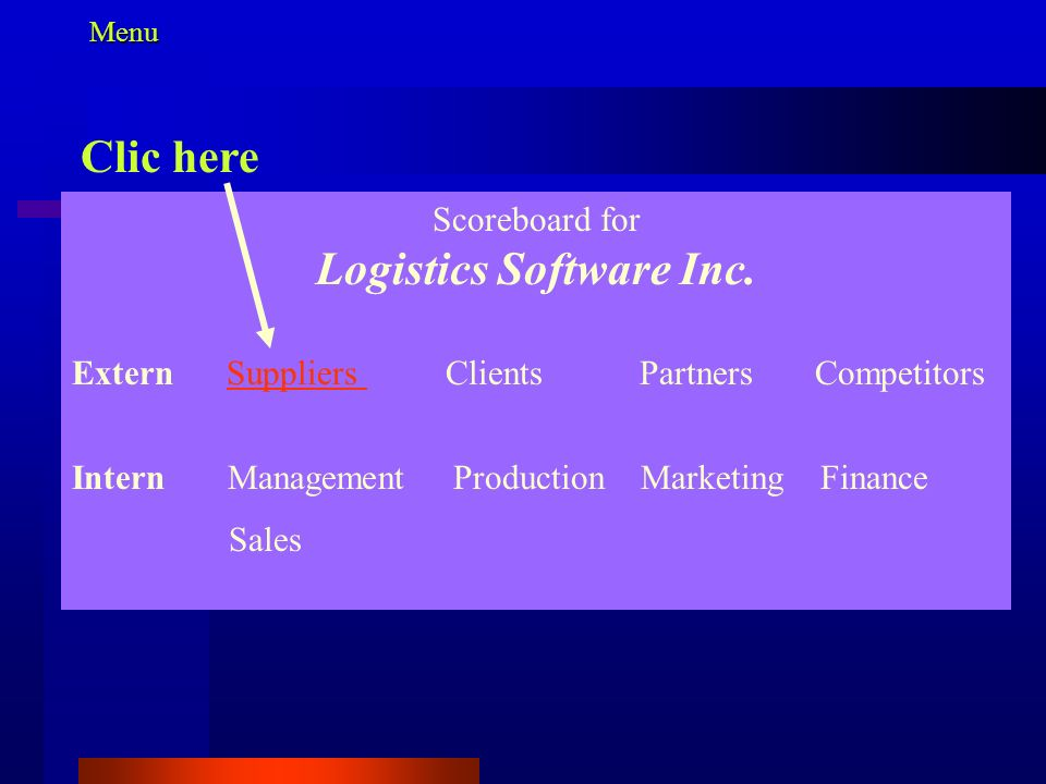 Logistics Software Inc.