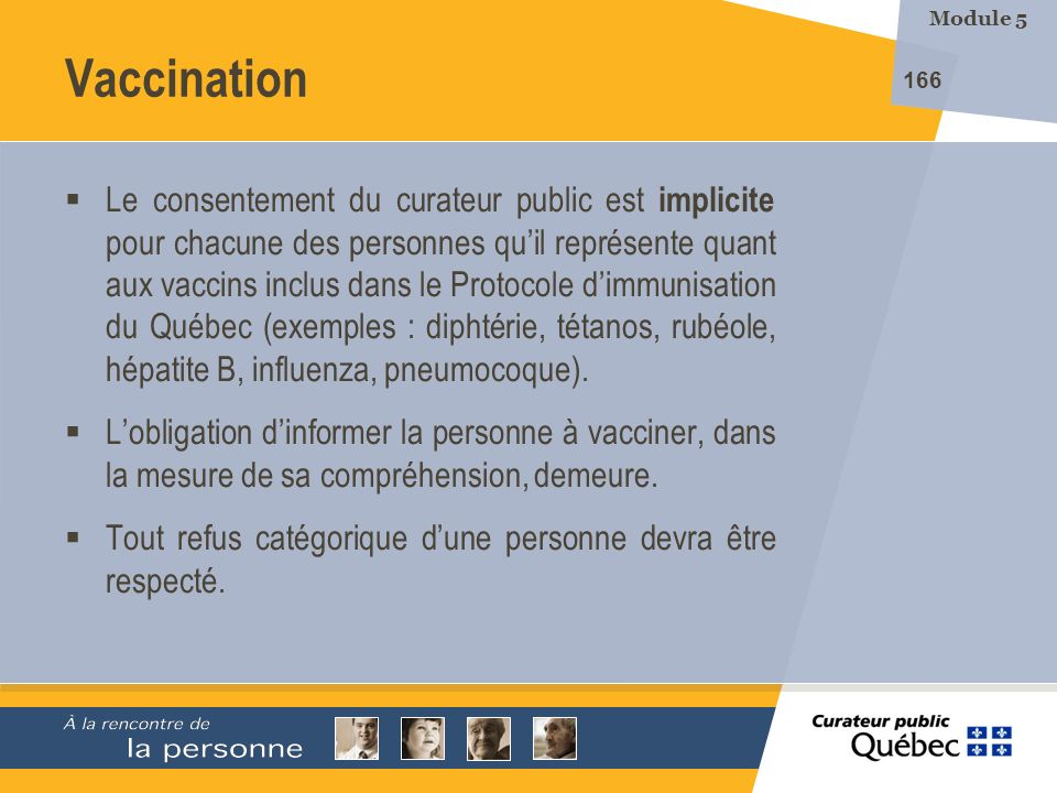 Module 5 Vaccination.