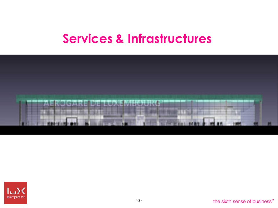 Services & Infrastructures