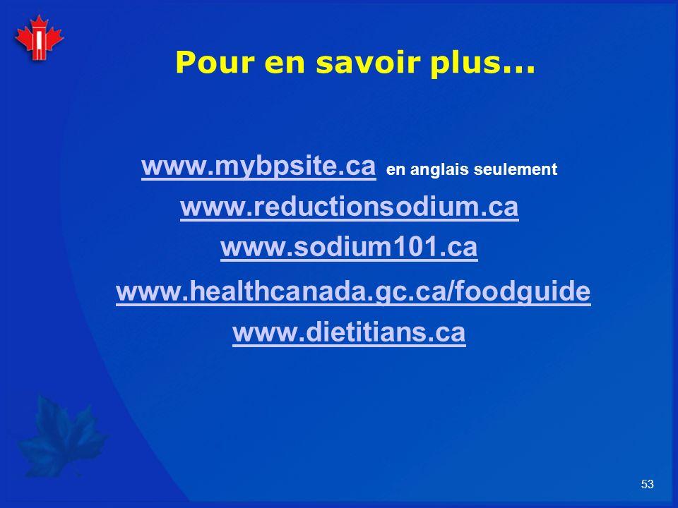 www.mybpsite.ca en anglais seulement
