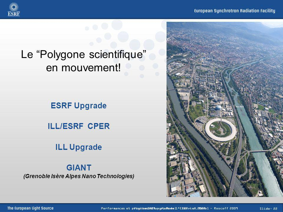(Grenoble Isère Alpes Nano Technologies)